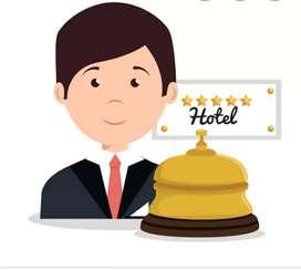 Se necesita personal limpieza y recepcion hotel hospedaje hostal
