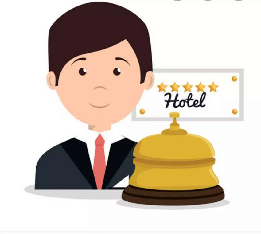 Se necesita personal limpieza y recepcion hotel hospedaje hostal 0