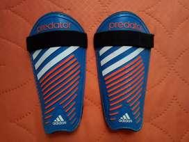 Canilleras Adidas!!!