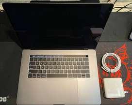 MacBook PRO  TouchBar 2017 Icore 7  15¨  16 gb  1 tb
