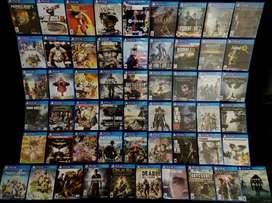 VIDEOJUEGOS DE PS4 DE SEGUNDA MANO EN ECXELENTES CONDICIONES CON GARANTÍA