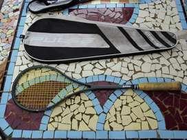 raqueta vintage prince extender composite off graphite fiberglass 1988