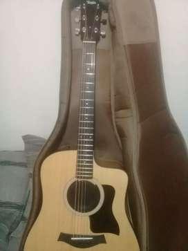 Guitarra electro acústica tailor