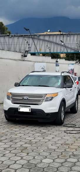Ford Explorer 2014  4x2  3 Filas PRECIO OFERTA