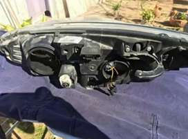 Vendo optica y faro auxiliar de Peugeot 408