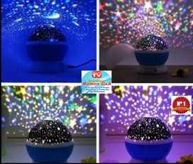 Lámpara proyector estrellas Oferta limitada