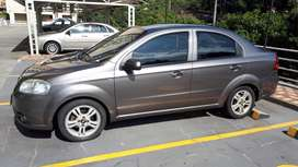 Aveo Emotion A/T Full Equipo