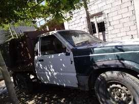 Camioneta mazda 2200