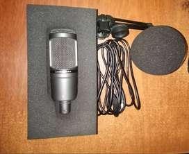 Venta de Microfono At2020 USB