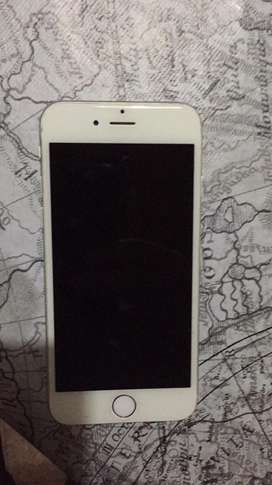 Vendo iphone 6 de 16gb en exelente estado !