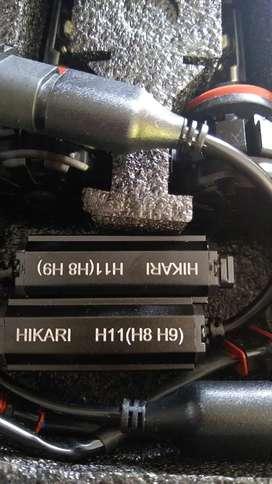 Luces led h7 y h11