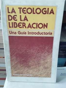 teología de la liberación ( una guía introductoria Roberto cotton  casa Bautista publicaciones