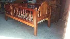 Muebles de Algarrobo Exelente Calidad