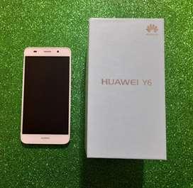 Vendo celular HAWEI Y6 apto para WhatsApp y Facebook