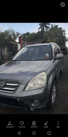 Se vende Honda CR-V, 4,000 NEGOCIABLE