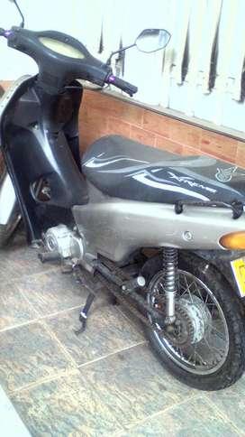 Motocicletas Honda Biz 100cc sin Seguro,