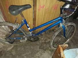 Vendo bici en buen estado asi como se la ve en la foto