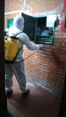 Recarga de extintores y bioseguridad