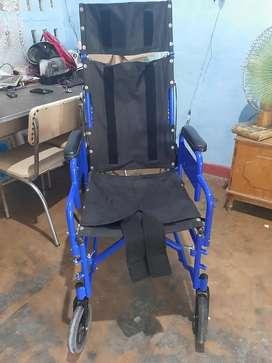 Se vende silla de ruedas
