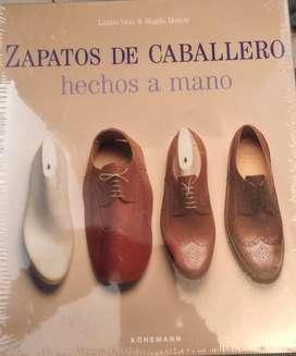 Libro Zapatos Hecho a Mano