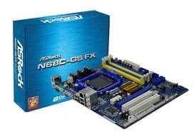 Board ASRock N68C-GS FX Perfecto Estado