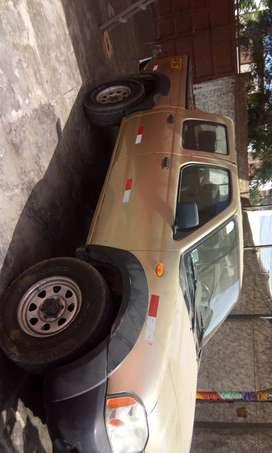 Nissan frontier 2007 remato por viaje