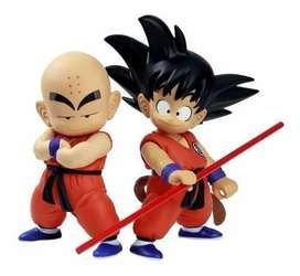 Dragon Ball Goku Kriliin Niño