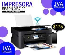 IMPRESORA EPSON XP4100