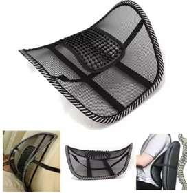 Complemento para silla de oficina apoyo para la espalda 2 unidades