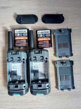 Paquete De 2 Radios Motorola T200tp Talkabout