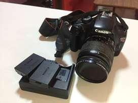 Camara Canon Eos Rebel T3 / Canon Eos 1100d