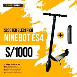 Venta de scooters eléctricos