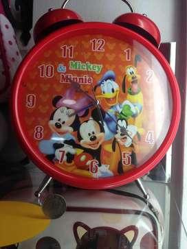 reloj mickey amigos disney