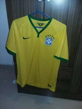 Camiseta Brasil mundial 2014