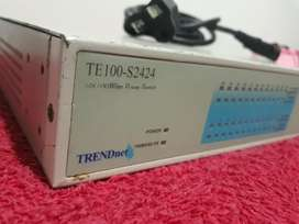 Switch Trendnet Te100 S2424