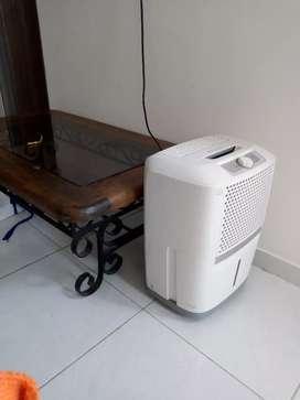 Extractor de humedad portable de gran capacidad