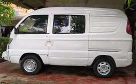Minivan Lista para trabajar