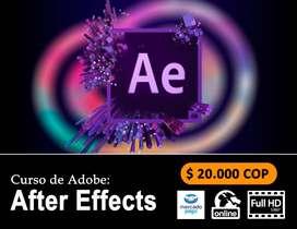 Curso de Adobe After Effects