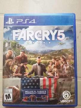 Far Cry 5 PS4 Físico