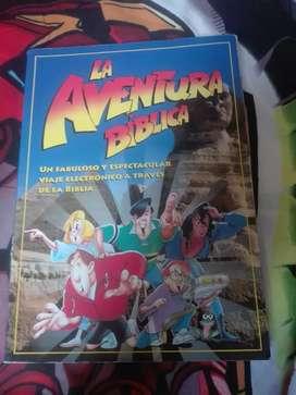 Libro aventura biblica