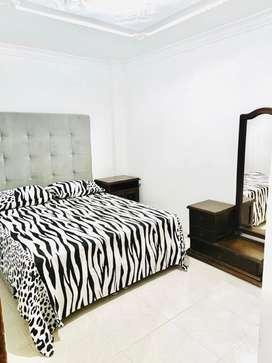 Apartamento Amoblado Para Descansar o Trabajar
