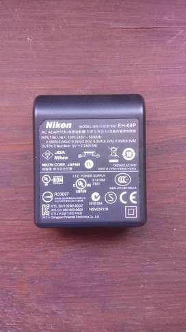 Cargador USB Cámara Digital Nikon EH-68p S3000