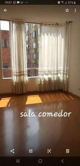 Arriendo apartamento en Cantabria 1sector  Colina Campestre Bogota