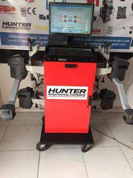 Alineador Hunter P611 Camion