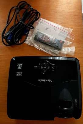 Venta de proyector nuevo marca ViewSonic, modelo:PJD5123
