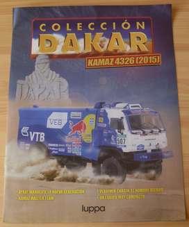 05 Fasciculos Dakar , El Comercio