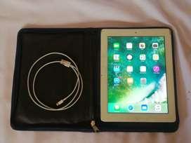 iPad 4ta gen 16gb a1458(con ICLOUD) vendo o permuto.