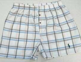 Bóxer  tipo pantaloneta