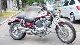 Yamaha Virago 535 venta por viaje