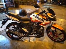 DUCONDA 2021 150cc REPSOL